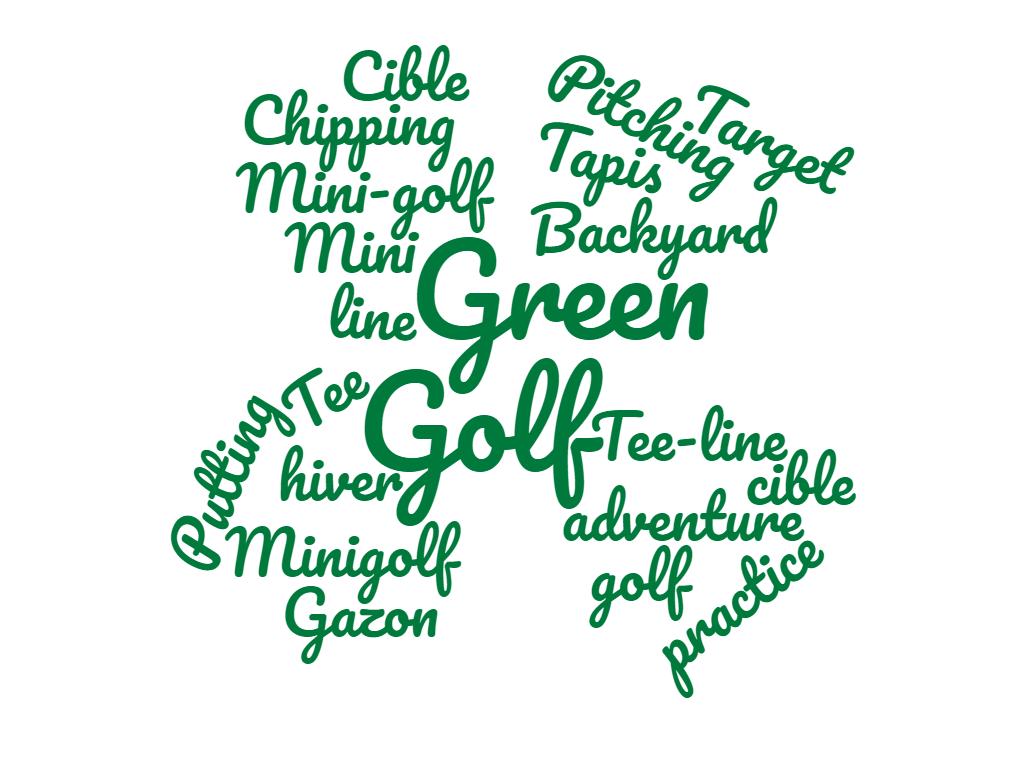 Gazon Synthétique Golf